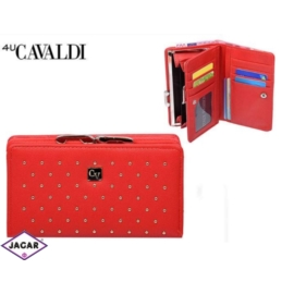 Portfel damski CAVALDI - SF-9066-M1 RED - P273