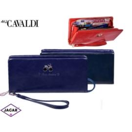 Portfel damski CAVALDI - GRD-1108-SH BLUE - P278