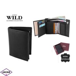 Skórzany portfel Always Wild - d1072-ccf - P282