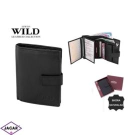 Skórzany portfel Always Wild - d1072l-ccf - P283