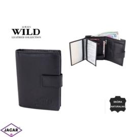 Skórzany portfel Always Wild - n4l-ccf - P286