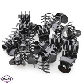 Żabki do włosów plastikowe - 2cm 100szt/op ZW48