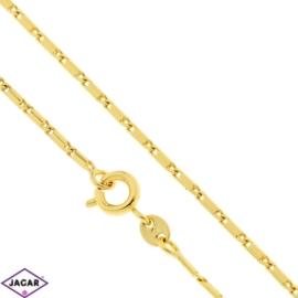 Łańcuszek pozłacany Xuping - dł: 35cm LAP510