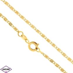 Łańcuszek pozłacany Xuping - dł: 45cm LAP518