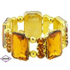 Bransoletka z kryształami - BRA561