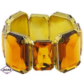 Bransoletka z kryształami - BRA562