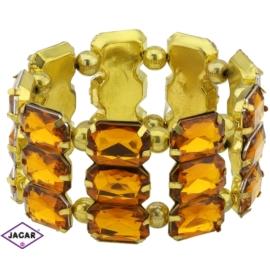 Bransoletka z kryształami - BRA563