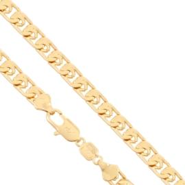 Łańcuszek pozłacany - Xuping - dł: 60cm LAP522