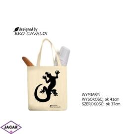 Torba ekologiczna torba zakupowa 100% bawełna TZ34