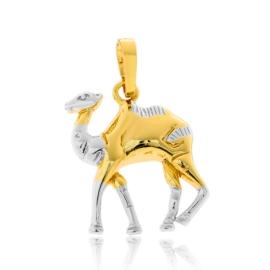 Przywieszka wielbłąd - 2,5cm - PRZ850