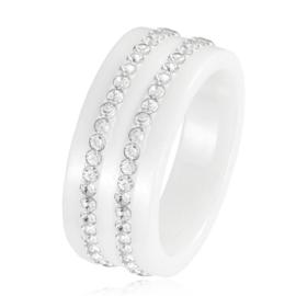 Pierścionek ceramiczny - PP861