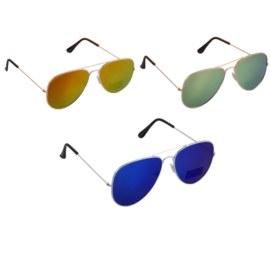 Okulary PAPARAZZI - Cobra Colour -02612- 12szt/op