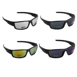Okulary - PAPARAZZI Biker -02580- 12szt/op
