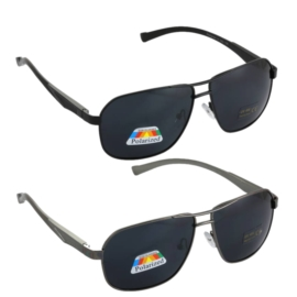 Okulary polaryzacyjne AVIATOR -136- 12szt/op