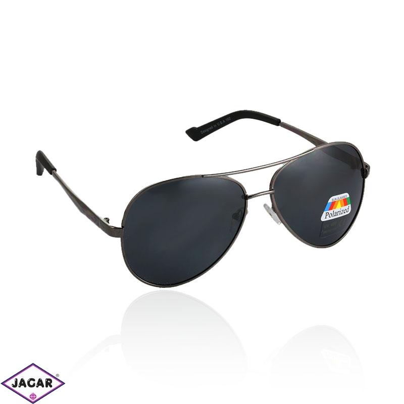 Okulary Polaryzacja Cobra Black 0162 12szt
