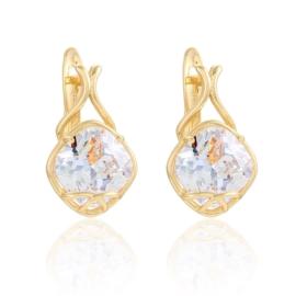 Kolczyki - Tote this Crystals - 1,9cm - EAP3356