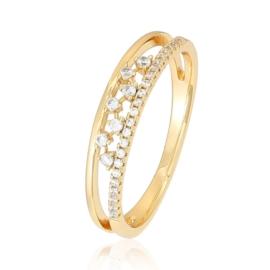 Pierścionek Xuping - Diadem Ring - PP869