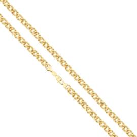 Łańcuszek pozłacany - LAP546