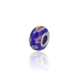 Charmsy - koralik - Tricolor - 1,4cm CHA07