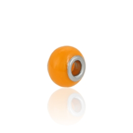 Charmsy - koralik - Orange - 1,4cm CHA08