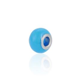 Charmsy - koralik - Błękit - 1,4cm CHA09