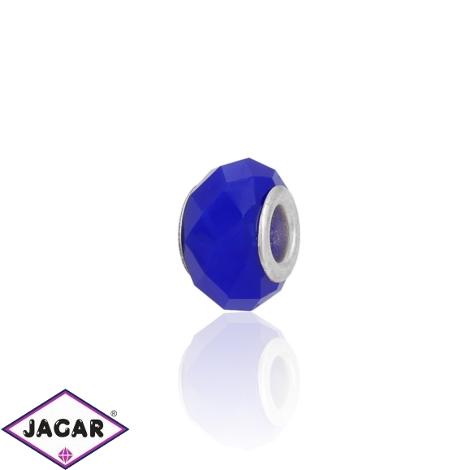 Charmsy - koralik - Blue Cristal - 1,3cm CHA10