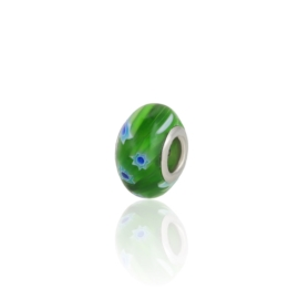 Charmsy - koralik - Green Day - 1,4cm CHA14