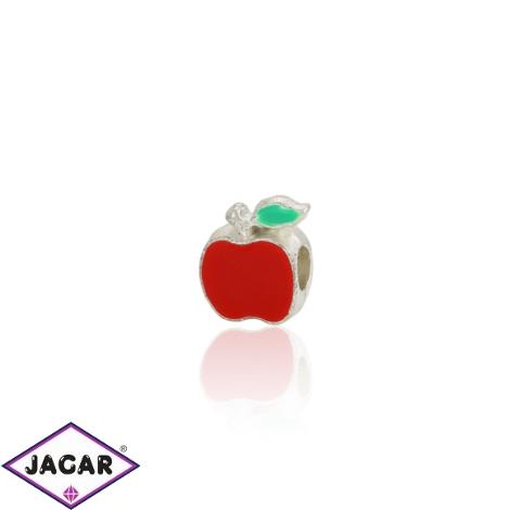 Charmsy - koralik - Jabłuszko - 1,4cm CHA17