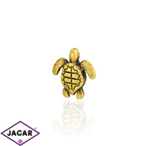 Przywieszka - Żółwik - 1,8cm - ZAW04