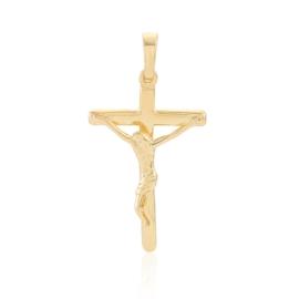Krzyżyk pozłacany - Xuping - 4cm - PRZ872