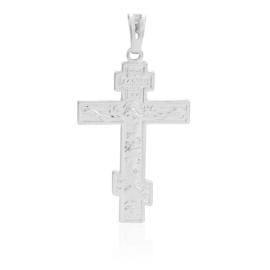 Krzyżyk rodowany - Xuping - 4cm - PRZ873
