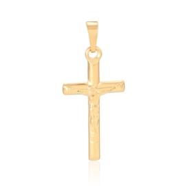 Krzyżyk pozłacany - 3,2cm - PRZ880