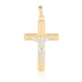 Krzyżyk pozłacany - 5,2cm PRZ914