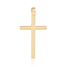 Krzyżyk pozłacany - 3,8cm PRZ918