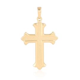 Krzyżyk pozłacany - 4,6cm PRZ920