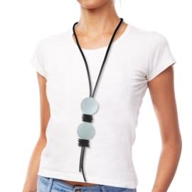 Naszyjnik - Badge Necklace Naomi - NA666