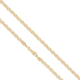 Łańcuszek pozłacany - dł: 50cm LAP578