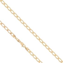 Łańcuszek pozłacany - dł: 50cm LAP595
