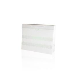 Torebki - ślubna mała - 23x18cm 12szt TP264