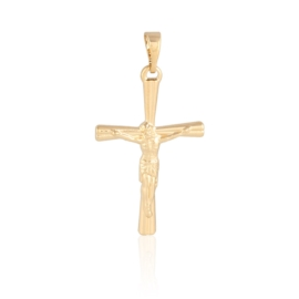 Przywieszka - Krzyżyk - 2,8cm - PRZ981