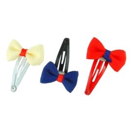 Spinki do włosów - 3,3cm - 6szt - OS166