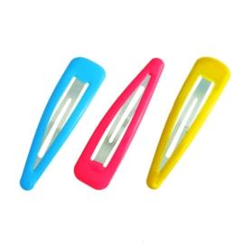 Spinki do włosów - 6,5cm - 6szt - OS180