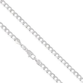 Łańcuszek rodowany - dł: 60cm LAP661