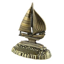 Figurka żaglówka na podstawce - 7,2cm FR167