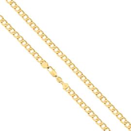 Łańcuszek pozłacany - 45cm LAP677