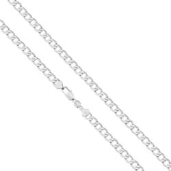 Łańcuszek rodowany - 50cm LAP709