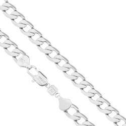 Łańcuszek rodowany - 60cm LAP710