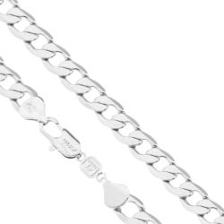 Łańcuszek rodowany - 50cm LAP711