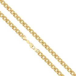 Łańcuszek pozłacany - dł: 50cm LAP716