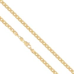 Łańcuszek pozłacany - dł: 50cm LAP717